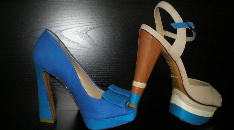 144ce8ebad7 Αχ αυτά τα παπούτσια της Georgia - notia.gr