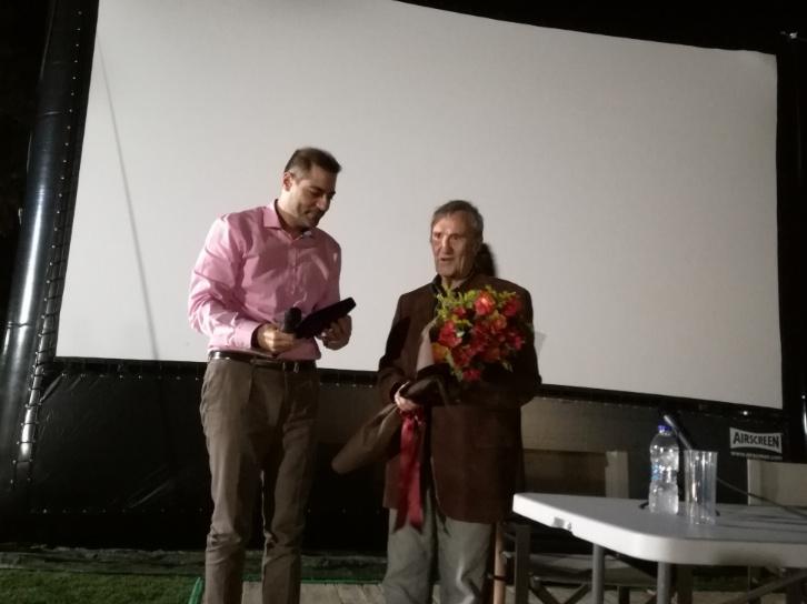 Γιάννης Βογιατζής: Ένας Φαληριώτης στο Cine Άλιμος