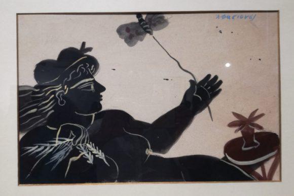 Άλιμος: Εγκαίνια της έκθεσης «Τα μυστικά των εικόνων – η γενιά του '60