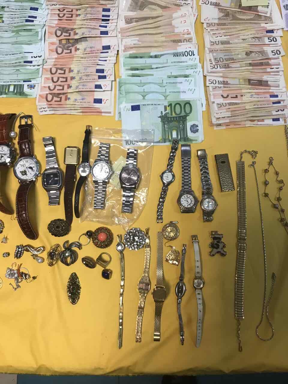 Ο θησαυρός των διαρρηκτών και το ρολόι των 150.000 ευρώ