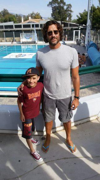 Κώστας Κοκκινάκης: Από το Survivor, στο κολυμβητήριο του Αλίμου