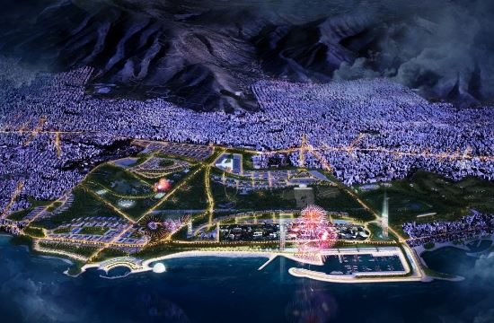Mega-resort, 3 φορές το Μονακό, ετοιμάζει η Fosun στο Ελληνικό