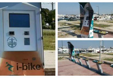 Παραλία Γλυφάδας:  Έβγαλαν off το σταθμό ποδηλάτων (ΕΙΚΟΝΕΣ)