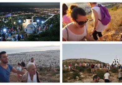 Εκεί ψηλά στον Υμηττό: Πεζοπορία στην Προφήτη Ηλία (VIDEO)