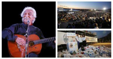 Η συναυλία του Κώστα Χατζή στη Γλυφάδα
