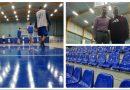 Aναβάλλονται τα εγκαίνια του ανακαινισμένου Κλειστού Γυμναστηρίου Αλίμου