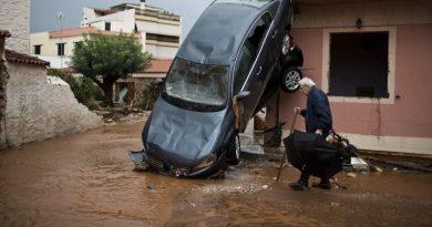 Παλαιό Φάληρο: Έκκληση για βοήθεια στους πληγέντες της Δυτικής Αττικής
