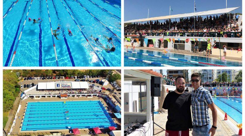 Γιάννης Αντωνάκης: Ο άνθρωπος που αναγέννησε το δημοτικό κολυμβητήριο Αλίμου
