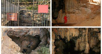 Σπήλαιο Νυμφολήπτου: Ένα μυστικό 2.500 χρόνων στις νότιες πλαγιές του Υμηττού