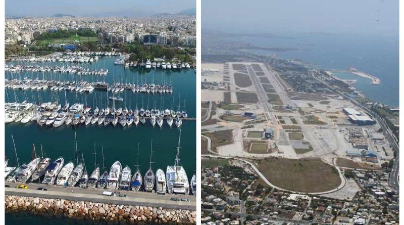 Άλιμος: Κατάθεση προτάσεων των πολιτών για Ελληνικό και Μαρίνα