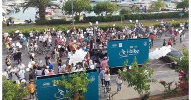 Νότια προάστια: Μεγάλη ποδηλατοδρομία και συναυλία με τον Κώστα Μακεδόνα