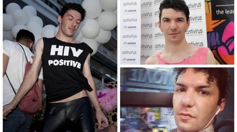 Ακτιβιστής και drag queen ο νεκρός ληστής στην Ομόνοια (EIKONEΣ)