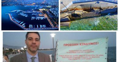 Aπίστευτο και όμως ελληνικό! Πώς ο «παράνομος» παραλιακός πεζόδρομος του Αλίμου έγινε νόμιμος