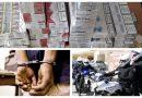 Παλαιό Φάληρο: Έπιασαν στα πράσα 38χρονο με μεγάλη ποσότητα λαθραίων τσιγάρων