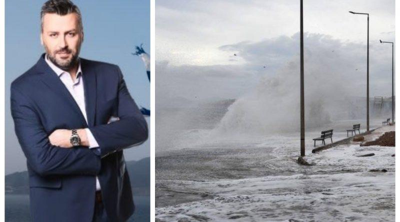 Η τελευταία πρόβλεψη του Γιάννη Καλλιάνου για την πρώτη παγωμένη εβδομάδα που έρχεται