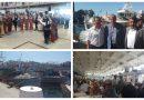 Γιόρτασαν την έναρξη της νέας αλιευτικής περιόδου στην Ιχθυόσκαλα (ΕΙΚΟΝΕΣ)