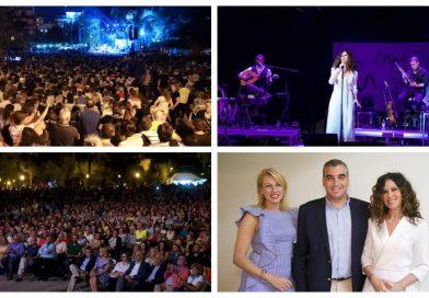 Κοσμοσυρροή στο Ελληνικό για τη συναυλία της Αρβανιτάκη (VIDEO&ΕΙΚΟΝΕΣ)