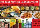 Το Royal Curry House στο 1o Street Food Festival στον Άλιμο