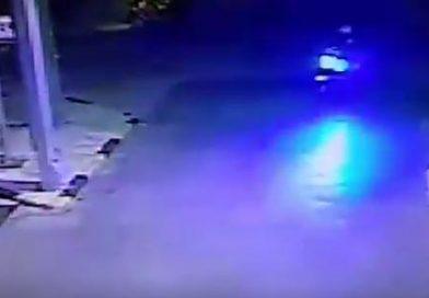 Kαταδίωξη στη λεωφόρο Αγίου Δημητρίου (VIDEO)