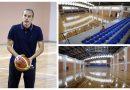 Τρίποντο Παπανικολάου στον αθλητισμό – Η Άνω Γλυφάδα απέκτησε κλειστό γήπεδο μπάσκετ υψηλών προδιαγραφών (ΕΙΚΟΝΕΣ)