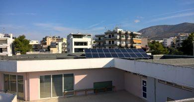Φωτοβολταϊκά συστήματα σε 4 σχολεία του δήμου Βάρης Βούλας Βουλιαγμένης (ΕΙΚΟΝΕΣ)