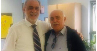 Ο Πάνος Αναγνωστόπουλος, υποψήφιος με τον Βαλασόπουλο
