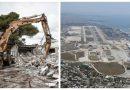Μπουλντόζα για 900 αυθαίρετα εντός του πρώην αεροδρομίου Ελληνικού