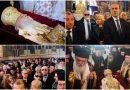Κλήρος και λαός αποχαιρέτησαν τον Μητροπολίτη Παύλο (VIDEO&ΕΙΚΟΝΕΣ)