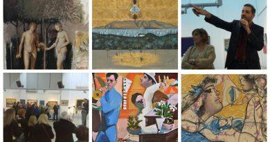 Aυτά είναι τα πολύτιμα έργα της Δημοτικής Πινακοθήκης Αλίμου (VIDEO&ΕΙΚΟΝΕΣ)