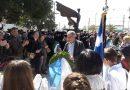 O Τάσος Ταστάνης κατέθεσε στεφάνι στο Μνημείο Εθνικής Αντίστασης