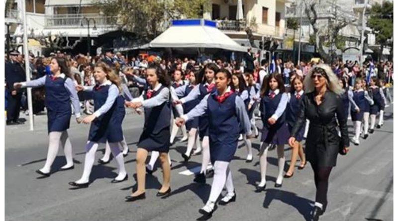 Άλιμος – 25η Μαρτίου 2019: Δείτε ολόκληρη την παρέλαση (40 VIDEO)