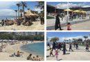 Γέμισαν κόσμο παραλίες και μαγαζιά στον Άλιμο (VIDEO&ΕΙΚΟΝΕΣ)