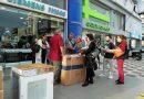 Λαϊκή Συσπείρωση Αλίμου: Περιοδεία στα καταστήματα της Θεομήτορος