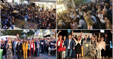 Νίκη από την πρώτη Κυριακή: Και το Κάτω Καλαμάκι «ψήφισε» Κονδύλη (VIDEO&ΕΙΚΟΝΕΣ)