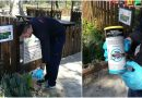 Διώχνουν τα φίδια από πάρκα και παιδικές χαρές του Δήμου Ελληνικού – Αργυρούπολης