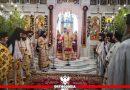 Λαμπρός εορτασμός των Αγίων Κωνσταντίνου και Ελένης στη Γλυφάδα