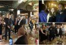 Μώραλης και Μαρινάκης στο προεκλογικό πάρτι της Βέρας Σαραντάκου (VIDEO&ΕΙΚΟΝΕΣ)