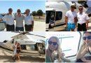 Πτώση ελικοπτέρου στον Πόρο: Robert De Niro, Irina Shayk, Cristiano Ronaldo και Αντώνης Ρέμος, ανάμεσα στους πελάτες της εταιρείας (ΕΙΚΟΝΕΣ)