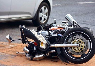 Πρώτη θέση σε θανάτους με μοτοσικλέτα
