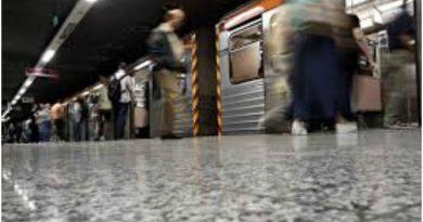 Ζωντανός ο άντρας που επιχείρησε να αυτοκτονήσει στο μετρό του Αγίου Δημητρίου