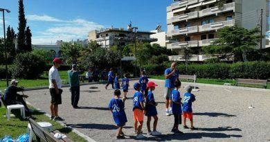 Πετάνκ –το ξέρεις; Ένα παιχνίδι δεξιοτήτων που παίζεται στο Δημοτικό Γήπεδο Εδαφοσφαίρισης Βούλας (VIDEO&ΕΙΚΟΝΕΣ)
