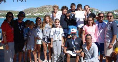 Ναυτικός Όμιλος Βουλιαγμένης: Ξεχωριστοί φέτος οι αγώνες θαλάσσιου σκι «Διακάκεια 2019»
