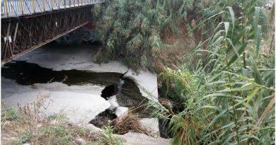 Κίνδυνος πτώσης της γέφυρας τύπου Mπέλεϊ στο Παλαιό Φάληρο (EIKOΝΕΣ)