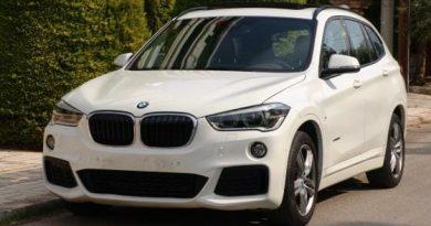 Morphis rent a car: Νοικιάστε ένα καινούργιο SUV BMW X1 για τις γιορτές