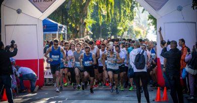 Έλαμψε το 1ο Zografou City Run με νικητές τους Πιτσώλη και Δημάκη
