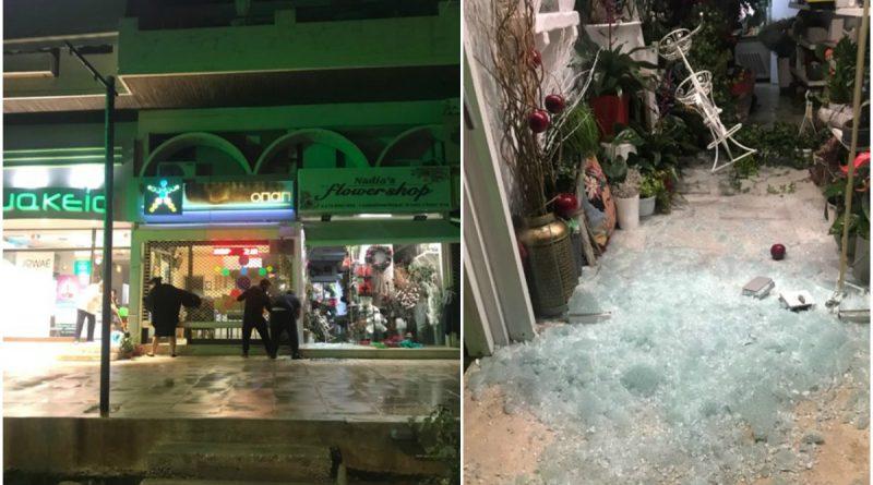Διέρρηξαν 3 καταστήματα στη Βούλα: Τρόμος για φαρμακοποιό που κρύφτηκε σε πατάρι