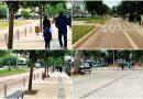 Γλυφάδα: Παραδόθηκε στην κυκλοφορία ένα ακόμα τμήμα της Μεταξά (ΕΙΚΟΝΕΣ)