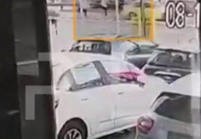 Βίντεο ντοκουμέντο από το τροχαίο δυστύχημα στη λεωφόρο Συγγρού
