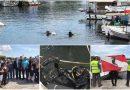 Υποβρύχιος καθαρισμός του αλιευτικού καταφυγίου Βάρκιζας