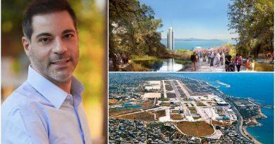 Ανδρέας Κονδύλης: Ανακρίβειες από τη Δημοτική Αρχή Ελληνικού – Αργυρούπολης